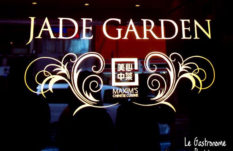 Jade Garden à Causeway Bay Hong Kong, pour de vrais dimsums