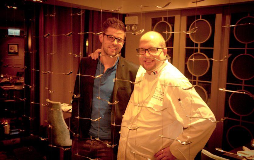 Jérémy Biasiol, l'ascension incroyable d'un Chef français à Hong Kong