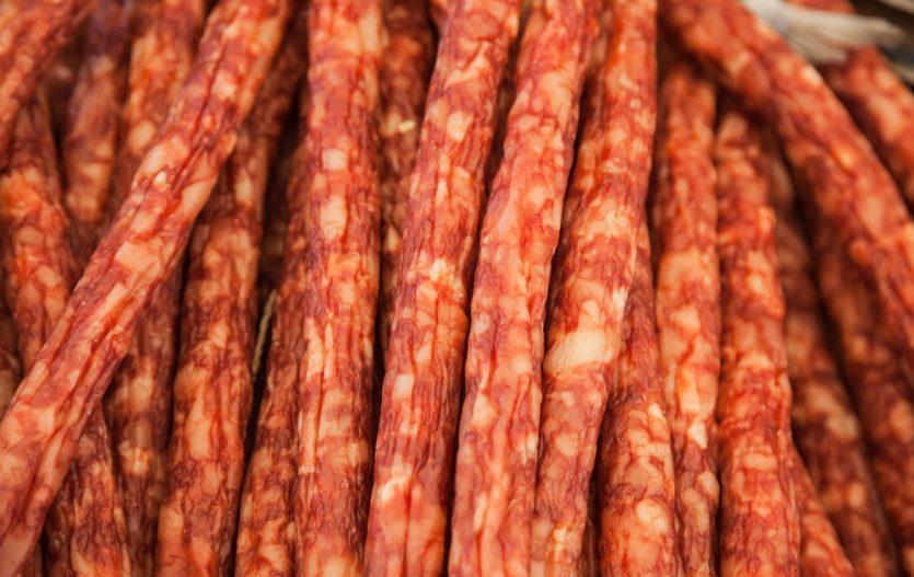 À la découverte du Laap Coeng 臘腸, la Saucisse cantonaise