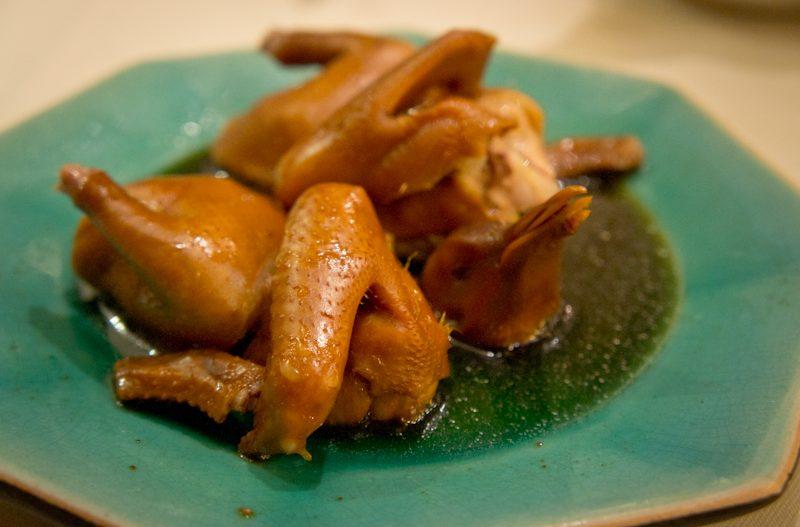 Che's Cantonese Restaurant 車氏粵菜軒 pour Jam Caa à Wan Chai