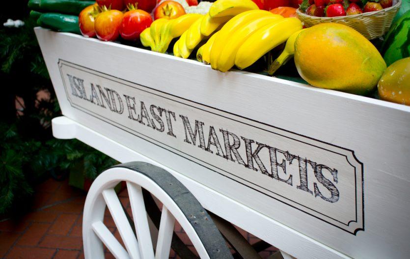 Début de la nouvelle saison des Island East Markets