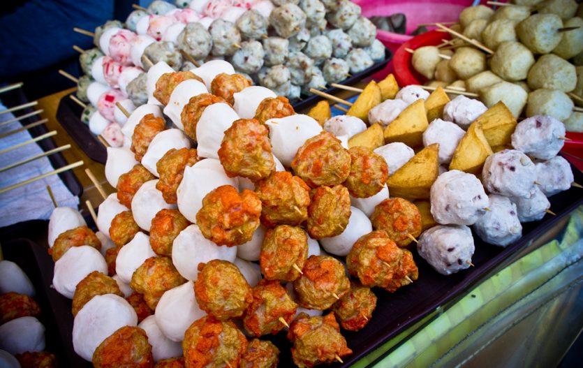 Balade gourmande sur l'île de Cheung Chau 長洲 #1