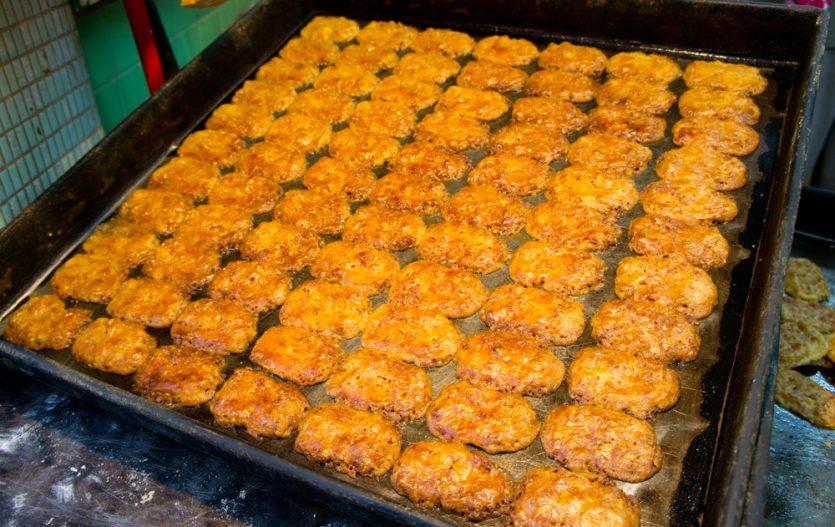 La Biscuiterie du Jardin de Daphné 瑞香園餅家 à Lei Yue Mun