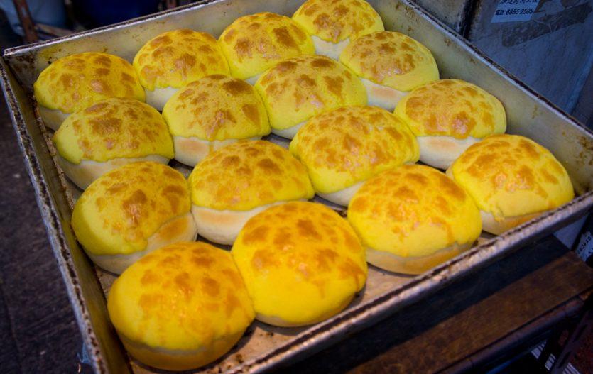 La Brioche Ananas 菠蘿包 dans tous ses états