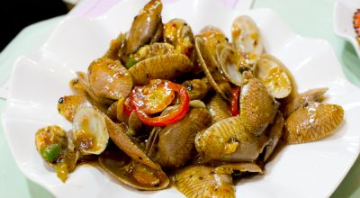 So Bor Kee 蘇波記, les meilleurs fruits de mer de Cheung Chau